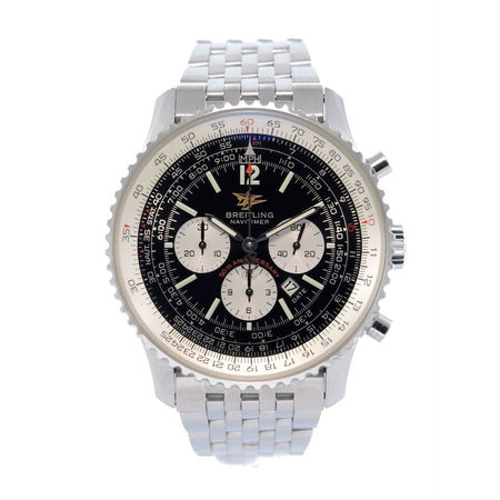 Breitling Navitimer Limited Edition 41mm A41322 Steel Men's Watch
