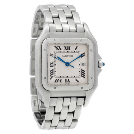 Cartier Panther 30mm 1300 Stainless Steel Women's Watch