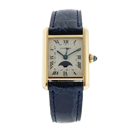 Cartier Tank 30x23.5mm  18K Yellow Gold Men's Watch