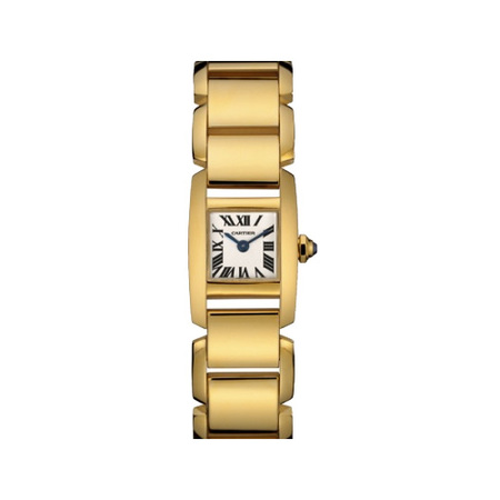 Cartier Tankissime  W650037h 18K Yellow Gold Women's Watch