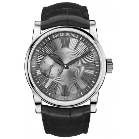 Roger Dubuis HOMMAGE 42mm RDDBHO0564 18K White Gold Men's Watch