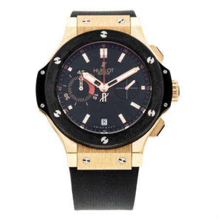 Hublot Hublot Big Bang UEFA Euro 44.5mm 318.PM.1123.RX.EUR08 18K Rose Gold Men's Watch