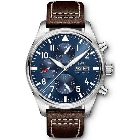 IWC PILOT LE PETIT PRINCE 43mm IW377714 Stainless Steel Men's Watch