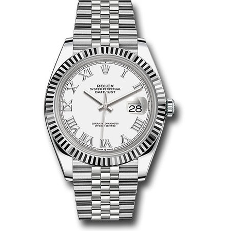 Rolex Datejust 41MM 126334 Select material for this product Men's Watch
