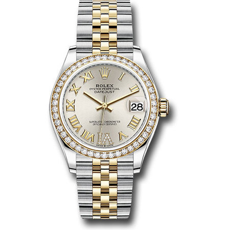 Rolex Datejust 31mm 278383RBR 18K Rose Gold/Stainless Steel Women's Watch