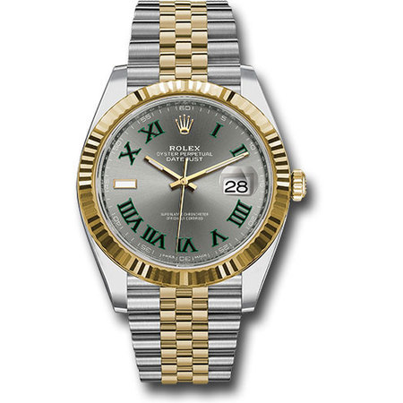 Rolex Datejust 41mm 126333 18K Yellow Gold/Stainless Steel Men's Watch