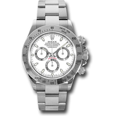 Rolex Daytona 40mm 116520 Stainless Steel Men's Watch