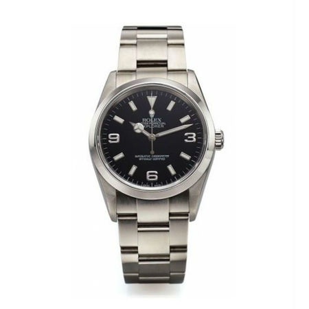 Rolex Explorer 36mm 114270 Stainless Steel Men's Watch
