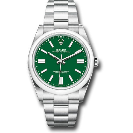 Rolex Oyster Perpatual 41mm 124300 Stainless Steel Men's Watch