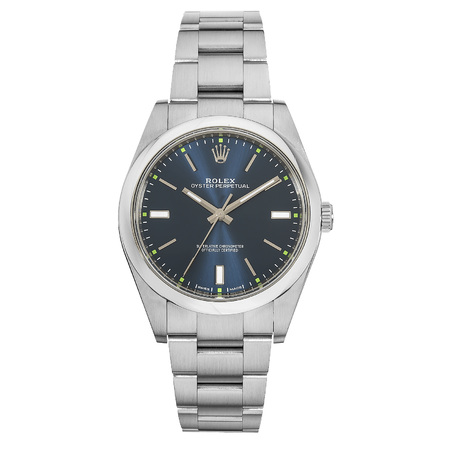 Rolex Oyster Perpetual 39mm 114300 Stainless Steel Men's Watch