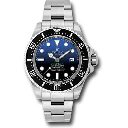 Rolex Sea-Dweller 44mm 116660 Stainless Steel Men's Watch