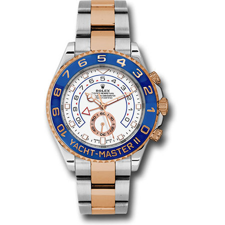 Rolex Yacht - Master II 44mm 116681 18K Rose Gold/Stainless Steel Men's Watch
